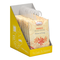 Hygienfresh® Scented Sachet Mango with Hook